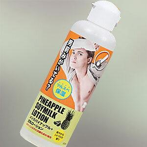 【ゆうメール等で送料無料】メンズパイナップル+豆乳ローション