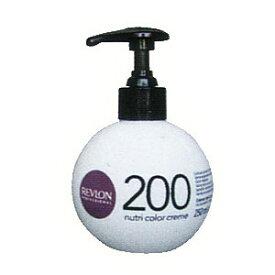 レブロン ニュートリカラークリーム 業務用270ml 200(バイオレット)