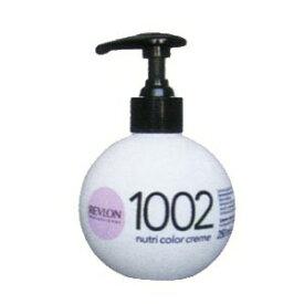 レブロン ニュートリカラークリーム 業務用250ml 1002(プラチナ)