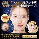 【ゆうメール等で送料無料】シワノンクリアテープ
