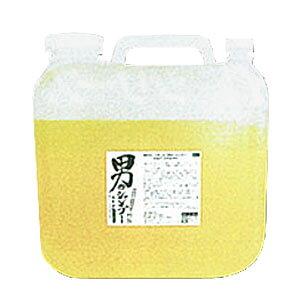 地の塩社 男の石けんシャンプー (男のシャンプー ) 業務用 6L