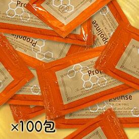 【送料無料】プロポリンス ハンディパウチ 12ml×100包 まとめ買い