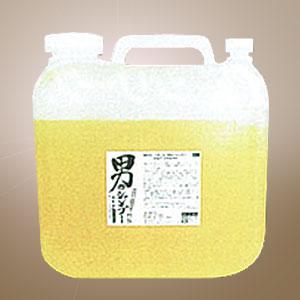 【BSP】地の塩社 男のシャンプー (男の石けんシャンプー) 業務用6L