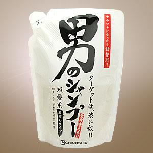 【BSP】地の塩社 男のシャンプー (男の石けんシャンプー) 詰替250ml