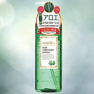 Tokyo Aloe alovivi Aloe Vera Toro Toro lotion 500 ml 02P12Oct15