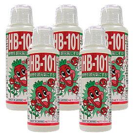 【5本まとめ買い】フローラ 植物活力液 HB-101 100cc 5個 【送料無料】
