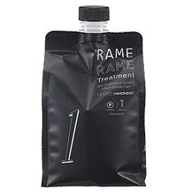 【送料無料】 ハホニコ  ザラメラメトリートメント THE RAMERAME NO.1 1000g詰め替え用