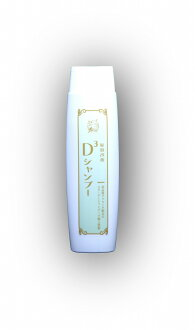 Hair quality improvement D3 Shampoo 200 ml