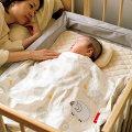 【折りたたみ可】新生児と添い寝ができるベビーベッドのおすすめは?