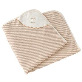 オーガニックアフガン*製法にこだわった赤ちゃんに優しい綿製品* Q0821