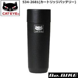 [CATEYE キャットアイ] BA-3.4 カートリッジバッテリー Li-ion3.6v 3400mAh (534-2681) [対応モデル:VOLT800/700/400/300] (4990173031689) オプションパーツ