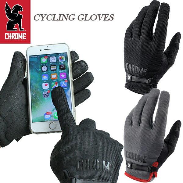 クローム CYCLING GLOVES サイクリング グローブ CHROME 自転車 グローブ