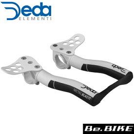 DEDA(デダ) METAL BLAST(メタルブラスト)エアロバー(2017〜) ホワイト(31.7) 自転車 ハンドル エアロバー