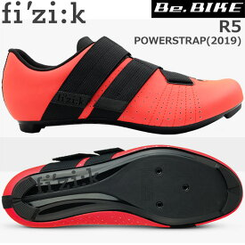 フィジーク R5 POWERSTRAP ピンク/ブラック 自転車 シューズ ロードバイク ロード用