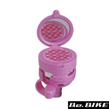 扇工業ファッションミラーベルピンク自転車ベル
