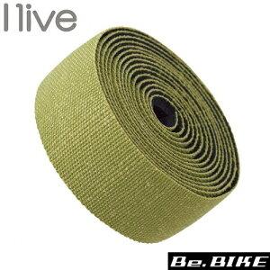 I live ecoバーテープ グリーン 自転車 バーテープ