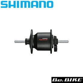 シマノ(shimano) DH-C2100 ブラック 32H ナットタイプ J2-A 6V-0.9W OLD:100mm (ADHC2100NWEDLS1)