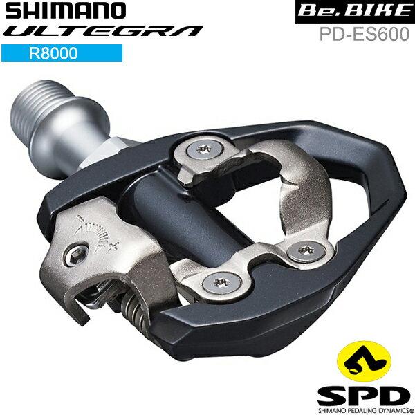 シマノ ペダル PD-ES600 SPDペダル SM-SH51クリート付属 自転車 SHIMANO ビンディングペダル ULTEGRA アルテグラ R8000シリーズ