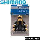 シマノ SM-SH11 クリートセット SPD-SL用 (セルフアライ二ングモード/左右ペア/M5×8mm)(Y42U98010) シマノ 自転車 …