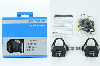 シマノ(shimano)105PD-7000(EPDR7000)R7000シリーズ自転車ペダルSPD-SL(ロード)ビンディングペダル