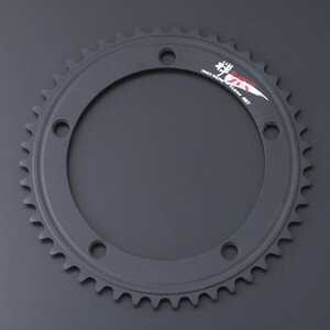 sugino スギノ ZEN144 チェーンリング PCD:144mm ブラック 自転車 ピストバイク bebike