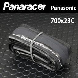 パナレーサー クローザー プラス 700x23C ブラック (F723-CLSP-B) bebike