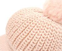 ニットキャスケットニット帽メンズレディースキッズ男性女性子供帽子BebroビブロGU355