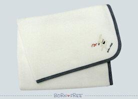 『 BORN FREE ( ボンフリー ) ブランケット コン ( フリーチョイスギフト専用 ) 』 ベビー用品 出産祝い おしゃれ かわいい 日本製 女の子 男の子 赤ちゃん