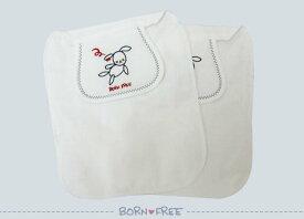 ce30b99673009 BORN FREE ( ボンフリー ) 汗取りパット コン ( 2枚組 ) ベビー用品 出産
