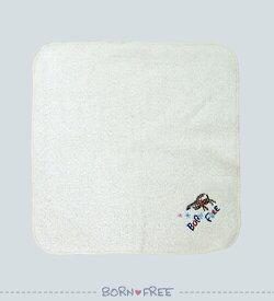 BORN FREE ( ボンフリー ) プチタオル ベビー用品 出産祝い おしゃれ かわいい 日本製 女の子 男の子 赤ちゃん