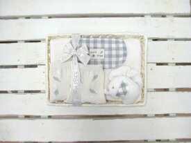 『 Organic natural check -born free- オーガニックコットン カゴミニ-2 おでかけ セット ゾウ 』 ベビー用品 出産祝い おしゃれ かわいい 日本製 女の子 男の子 赤ちゃん