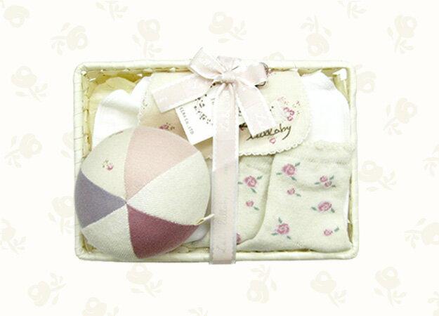 『Lulu lullaby ルルララバイ カゴミニ-3 ボールセット』 出産祝い 女の子 出産祝 おんなのこ 【RCP】/02P28Sep16/