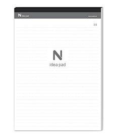 【正規品】Neo smartpen アイディアパッド リーガルパッドタイプ A4 デジタル スマートノート 100P NDO-DN110