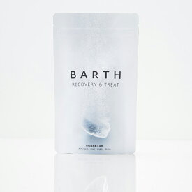 薬用BARTH中性重炭酸入浴剤 30錠 お風呂 入浴剤 バスタイム 半身浴 日用品【送料無料】