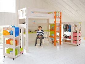 【子供家具】【Kids キッズ】 E-koロフトベッドパーツ EKB-00042(代引不可)【送料無料】