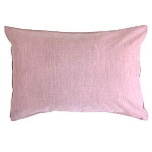 オシャレなパステルカラー 複数の色を合わせた糸で織られた枕カバー シンプル ナチュラル ピロケース(43×63cm)【送料無料】