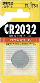 富士通 FDK 富士通 リチウムコイン電池 CR2032 【1個】(OA・事務用品/電池)