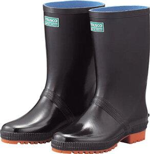 TRUSCO(トラスコ) メッシュ軽半長靴 24.5cm 【1足】【MKN24.5】(安全靴・作業靴/長靴)