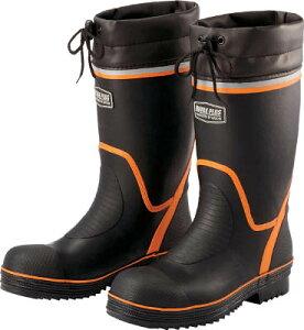 ミドリ安全 踏抜き防止板・ワイド樹脂先芯入り長靴 766NP−4 28.0CM 【1足】【766NP428.0】(安全靴・作業靴/長靴)