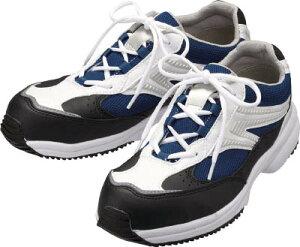 ミドリ安全 超軽量先芯入スニーカー 24.5cm 【1足】【MJK70124.5B】(安全靴・作業靴/プロテクティブスニーカー)