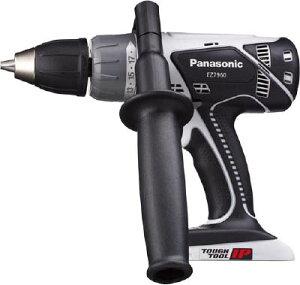Panasonic 充電振動ドリルドライバー21.6V 本体のみ【EZ7960XB】【1台】(電動工具・油圧工具/ドリルドライバー)