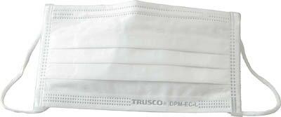 TRUSCO(トラスコ) エコマスク 100枚入 【1箱】【DPMECL】(保護具/一般作業用マスク)