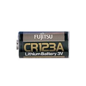 富士通 カメラ用リチウム電池 CR123A 【1個】(OA・事務用品/電池)