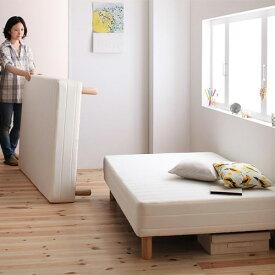 ベッド ベット シングル マットレス ブラック ブラウン ベージュ 幅:90cm〜99cm 奥行き:190cm〜199cm 高さ:30cm〜39cm 高さ:40cm〜49cm 高さ:50cm〜59cm キャスター無し 既成品 シンプル ナチュラル 無地 シングル 木製 ボンネルコイル 設置対応可 組立対応可 要組立品