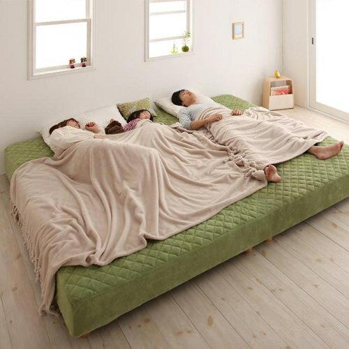 ベッド キング ロー ファミリー シンプル ベット フロア タイプ ステージ ベッド キング ロー ファミリー シンプル 大きめ サイズ 親子 家族 シングル 2台 3台 ベッド キング ロー ファミリー シンプル クラシック モダン ベッド キング ロー ファミリー シンプル ベット