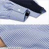Unique design knit & stripe reshuffling imbalance hem long Japanese paper sleeve V neck cardigan light outer spring and summer Lady's