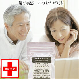 【bee-ingタイムセール】無添加 最高級品質プロポリス純末 約96日分毎日小さじ一杯0.5g摂取が目安元々プロポリスは固形ですがなぜ市販品は液体・なぜか?希釈液に慣れたら次はUPグレード日本で微粉末化安心健康食品