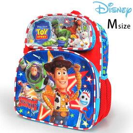 ディズニー リュック トイストーリー4 M バックパック キッズ 子供 男の子 旅行 遠足 帰省 かばん バッグ【あす楽対応可】