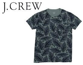 J.CREW ジェイクルー SLIM WASHED リーフ Tシャツ