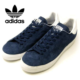 ADIDAS STAN SMITH VULC adidas Stan Smith Barca Navy